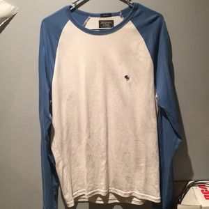 ABERCROMBIE MENS LONG SLEEVE size medium